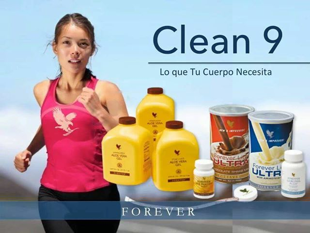 Programa Forever Clean 9