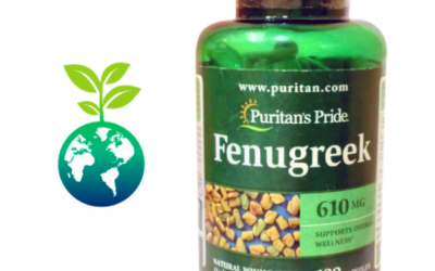 Fenugreek (Fenogreco 610 mg)
