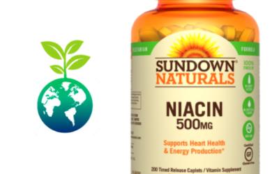 Niacina – Vitamina B3