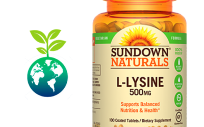 L-Lysina 500 mg