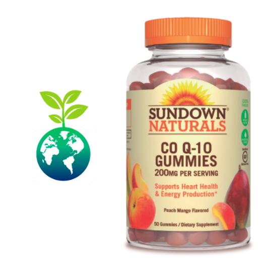 Coenzima Q10 200mg (Gummies)