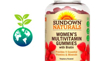 Gomitas Multivitamínicas para Mujer
