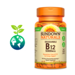Vitamina B-12 Sublingual 5000 mcg