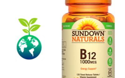 Vitamina B-12 1000 mcg