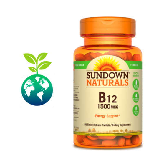 Vitamina B-12 1500 mcg