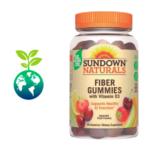 Fiber Gummies con Vitamina D3