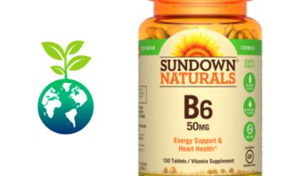 Vitamina B6 – 50 mg