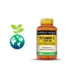 Vitamina C de 1000 mg en tabletas