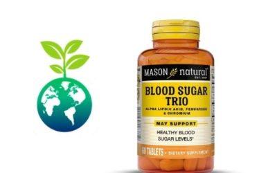 Blood Sugar Picolinato de Cromo + Ácido Alfalipoico
