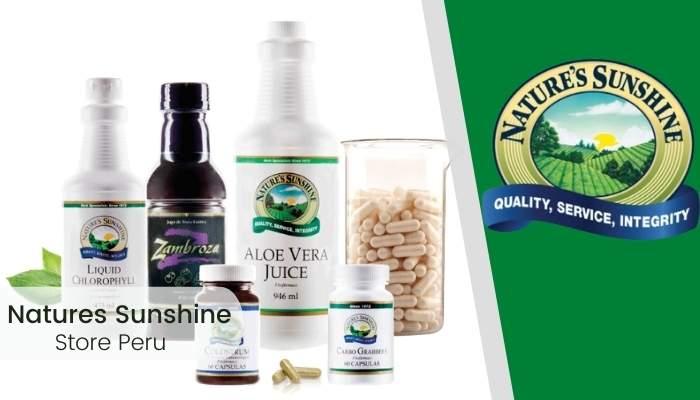 Natures Sunshine Store
